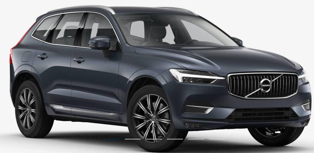 Volvo XC60 - därför köpte jag en ny bil