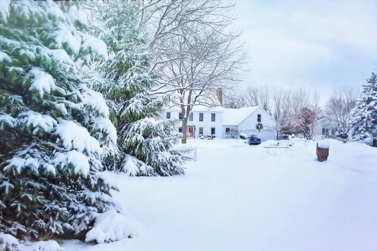 Julafton i Öregrund