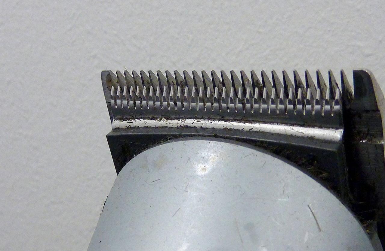 Behöver ny skäggtrimmer